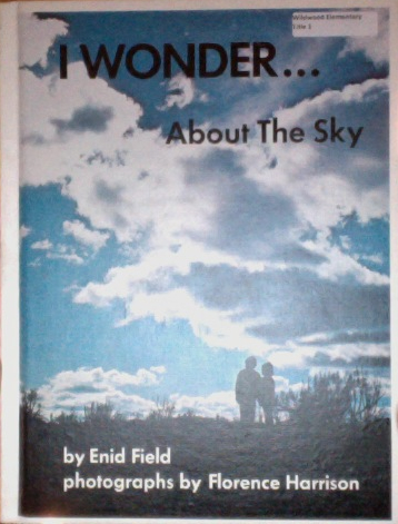 Book of the Week: I Wonder… About the Sky – Ms  Houghton's Class